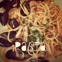 Photo taken at Hostaria Pizzeria da Zio Severino by Алла В. on 12/11/2013