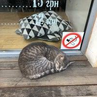 Снимок сделан в Пирожковая «Тётка Клара» пользователем Evgeniya K. 5/22/2018