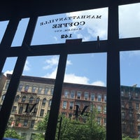 Foto scattata a Manhattanville Coffee da Benoit S. il 7/20/2014