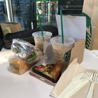 Photo taken at Starbucks by Sanghee S. on 8/12/2017