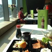 Photo taken at Akakiko by Renate F. on 2/21/2014