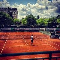 Photo prise au Stade Roland Garros par Laurène D. le6/27/2013
