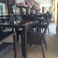 Photo taken at Tim Hortons by Khaled A. on 6/8/2014
