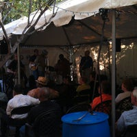 Photo taken at Blowin Smoke BBQ by Jason N. on 9/23/2012