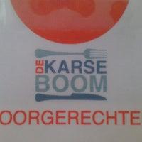 Photo taken at De Karseboom by Edwin v. on 5/8/2014