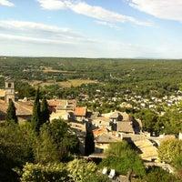 Photo taken at Plateau de Ventabren by Alexis S. on 8/13/2013