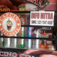 Photo taken at Cappuccino cincau by Tony S. on 8/24/2013