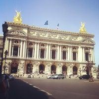 Foto tirada no(a) Place de l'Opéra por Svetlana A. em 7/12/2013
