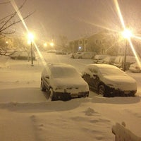 Photo taken at Newark, NJ by Dana Storm S. on 2/9/2013