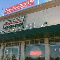Photo taken at Krispy Kreme Doughnuts by Michael P. on 10/4/2012