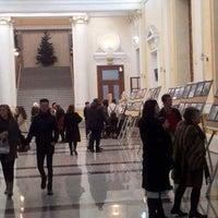 Photo taken at Universitatea din Craiova by ilkay Ö. on 12/13/2016