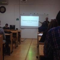Photo taken at Universitatea din Craiova by ilkay Ö. on 11/29/2016