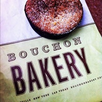 Photo taken at Bouchon Bakery & Cafe by Gregoire M. on 10/26/2012