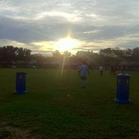 Photo taken at USJ11 Playground/Futsal by Raja B. on 12/12/2012
