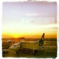 Photo taken at Edmonton International Airport (YEG) by Alex H. on 9/28/2012
