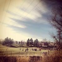 Photo taken at Littleton High School by Ricky P. on 11/22/2012