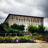 Das Foto wurde bei Berghain / Panorama Bar von Eric F. am 7/15/2013 aufgenommen