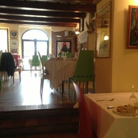 Photo taken at Locanda Ciacci by Stefania C. on 2/28/2013