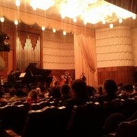 Photo taken at Кыргызская национальная филармония им. Т. Сатылганова by Vlad S. on 12/13/2012