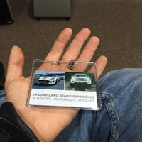 Photo taken at Jaguar Experience by Rodion G. on 10/17/2015