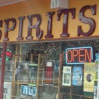 Photo taken at Decatur Wine & Spirits by Dr. Anissa H. on 12/15/2012