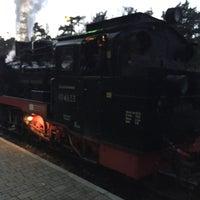 Photo taken at Bahnhof Göhren by Thomas D. on 2/26/2016
