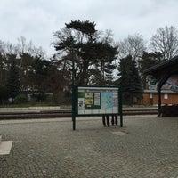Photo taken at Bahnhof Göhren by Thomas D. on 3/13/2016
