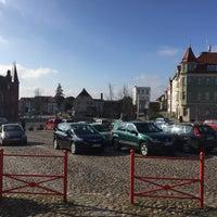 Photo taken at Bergen auf Rügen by Thomas D. on 3/12/2016