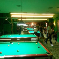 Photo taken at Billiarium Pool Club by Ayhan S. on 8/19/2017