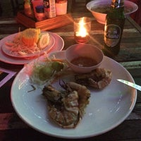 Photo taken at PhiPhi Andaman Resort by Anna O. on 12/22/2015