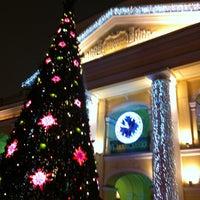 Снимок сделан в Большой Гостиный двор пользователем Maria B. 1/7/2013