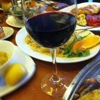 Photo taken at Djanny Restaurant by Maria B. on 10/14/2012