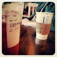 Photo taken at Starbucks by Han K. on 4/6/2013