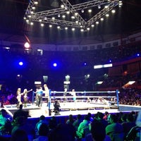 Photo taken at Arena México by Marisol C. on 9/15/2012