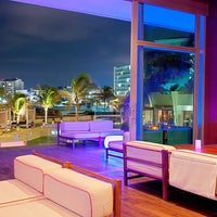 Photo taken at The Lounge & Terraces by Krystal Grand Punta Cancun on 8/8/2013