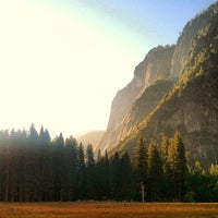 Photo taken at Cook's Meadow by Paul K. on 10/7/2012
