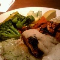 Photo taken at Charleston's Restaurant by Deborah B. on 9/20/2012