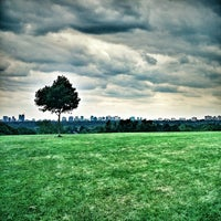 Photo taken at Parkway Forest Park by Georgy S. on 7/6/2014