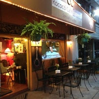 Photo taken at Rococó Café Espresso by Manuel G. on 5/30/2013