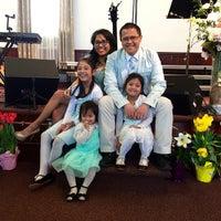 Photo taken at South Jersey Bible Church International by Perze A. on 4/5/2015