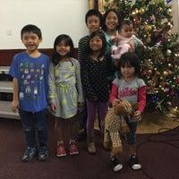 Photo taken at South Jersey Bible Church International by Perze A. on 12/25/2015