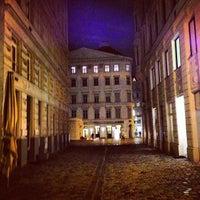 Photo taken at Judenplatz by Stefan F. on 12/5/2012