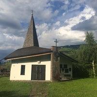 Photo taken at Bergkirchl by Stefan F. on 7/1/2014
