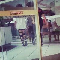 Photo taken at Cinespaço Beiramar by Guilherme C. on 1/4/2013