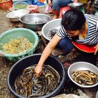 Photo taken at Nong Duang Market by Benjamin C. on 3/20/2015