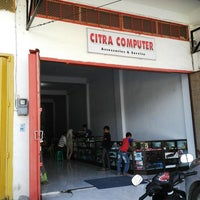 Photo taken at Citra Komputer by Sandy S. on 9/15/2013