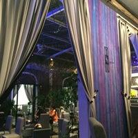 Photo taken at Pergola cafe by Yosuke Y. on 10/5/2014