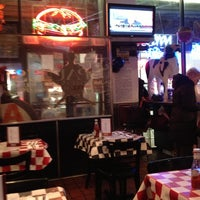 """Photo taken at Paul's """"Da Burger Joint"""" by Eugenio S. on 11/15/2012"""