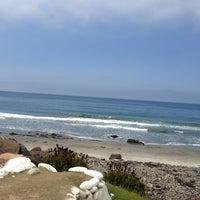 Photo taken at Playa  Saldamando by Option N. on 8/20/2013
