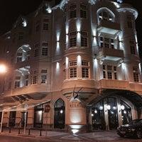 Photo taken at Atlas Deluxe Hotel by Erdem E. on 10/31/2014